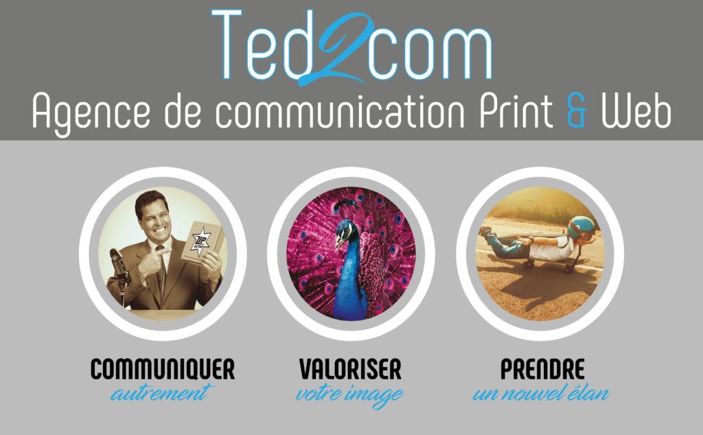 Ted2com Agence de communication Print & web.